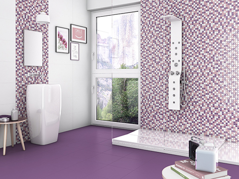 Vidrepur Glass Mosaic